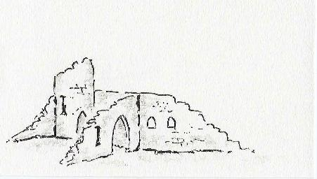 Sketch of the proposed folly